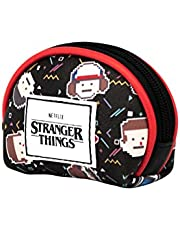 KARACTERMANIA Stranger Things 8 Bits-Portamonete Ovale