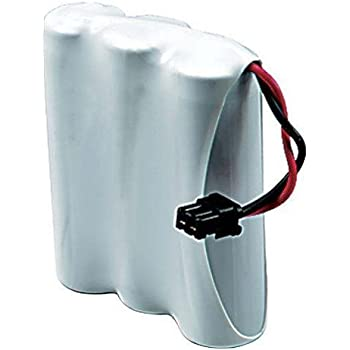 Compatible with Sanyo Cordless Phone Battery Replacement for Sanyo GES-PCF02 Battery 1200mAh 3.6V NI-MH