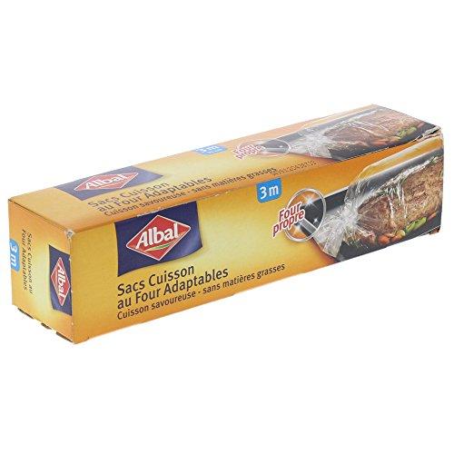 Albal - Aroma, bolsas para horno adaptables, pack de 2