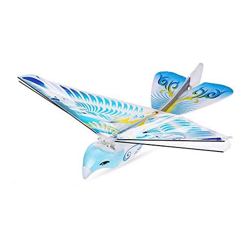 Goolsky TECHBOY 98007plus Fernbedienung Authentische E-Vogel Taube Flying Bird RC Spielzeug