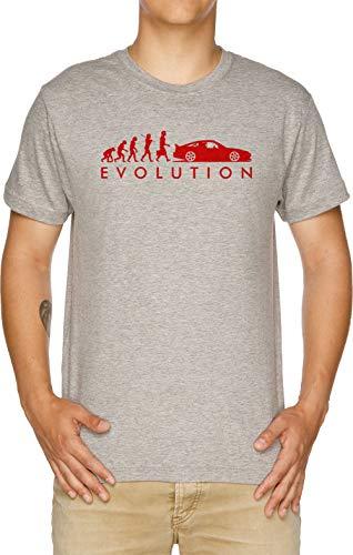 Vendax Evolución De Piloto Camiseta Hombre Gris