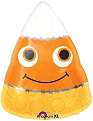 candy corn balloon