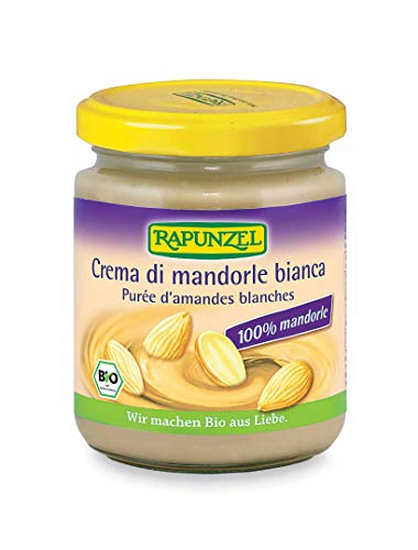 Rapunzel Crema Di Mandorle Bianca - 30 g