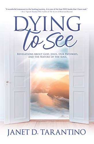 Dying to See: Revelations About God, Jesus, Our Pathways, and The Nature of the Soul