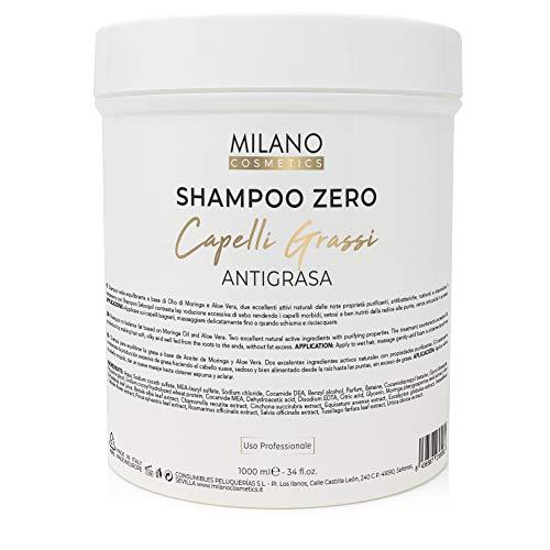 Milano Champú Zero Antigrasa 1000 ml