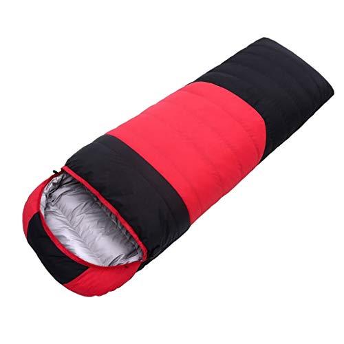 ZXC Home Slaapzak voor buiten, speelruimte, camping, onder, katoen, nylon weefsel, dik, warm, reizen, indoor, waterdicht, ademend, draagbaar