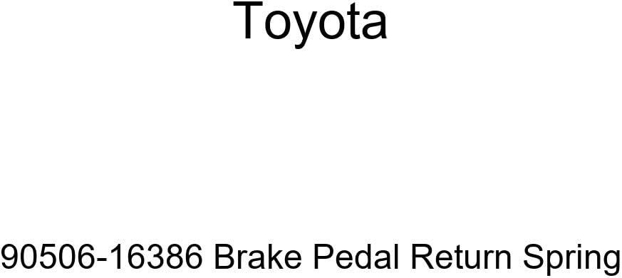 TOYOTA Genuine 90506-16386 Brake mart Return Spring Minneapolis Mall Pedal