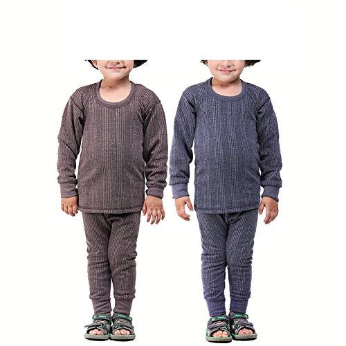 Wonder Star Kids Thermal Set Inner wear: Top with Trouser...