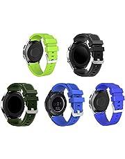 NeatCase Cinturino per Orologio compatibile con Huawei Watch GT/GT 2e / GT 2 (46mm), Cinturino di Ricambio in Silicone per Orologio Sportivo