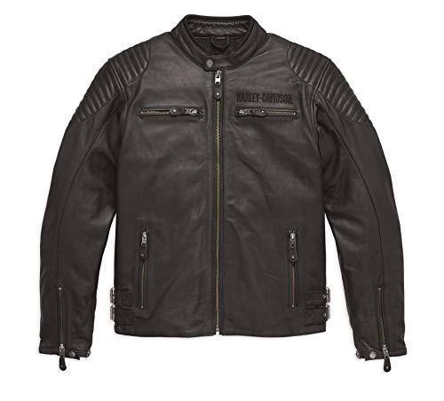Harley-Davidson Lederjacke Urban Black, M