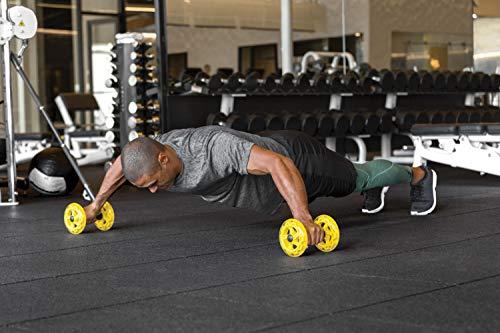 SKLZ Core Wheels Dynamic Strength & Ab Trainer