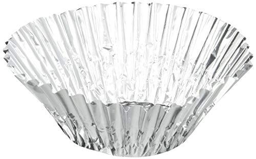 三菱アルミニウム 弁当カップ アルミケース シルバー 9号 ダイヤケース 丸 業務用 おかずカップ 9F 500枚入