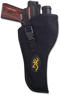 Browning Buckmark Holster, Scoped