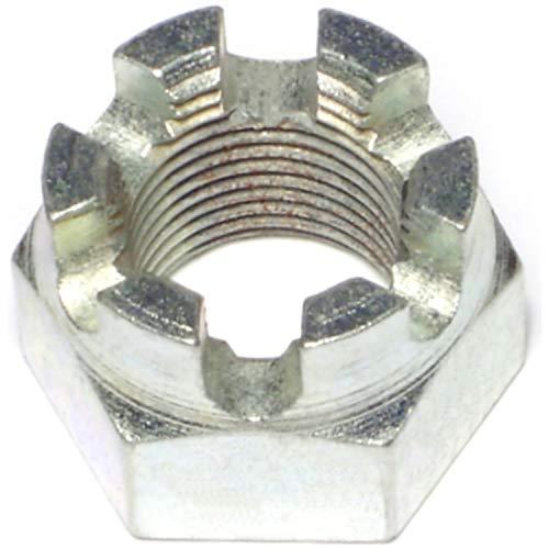 Hard-to-Find Fastener 014973237547 Fine Castle Nuts, 3/4-16, Piece-3