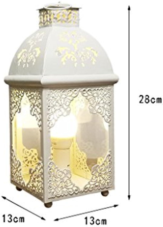 QIANDING Yedeng Kreative Dekorative Lampen Europische Studie Schreibtischlampe Einfache Amerikanische Vintage Lampen Individuelle Schlafzimmer Nacht Wohnzimmer Nachtlichter