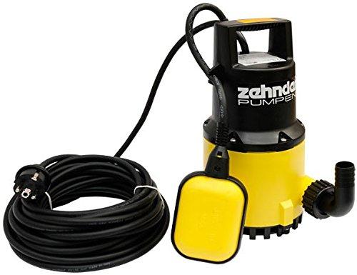 Zehnder Schmutzwasser-Tauchpumpe ZPK 30 A mit Schwimmerschalter