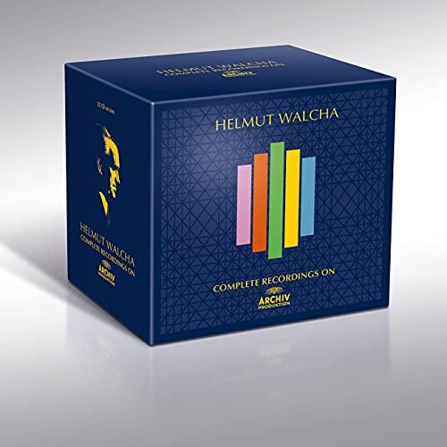 Walcha: Sämtliche Aufnahmen für Archiv Produktion