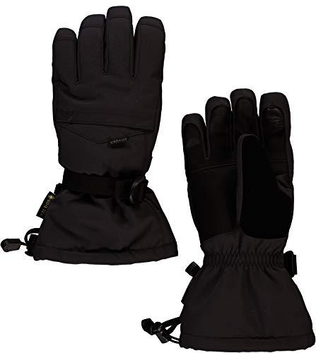 Spyder Synthesis GTX Guantes esquí/Snow, Mujer, Black, L