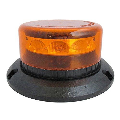 911 signal GSC12A Gyrophare LEDs Orange