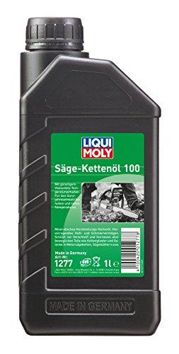 Liqui Moly 1277 Aceite para Cadenas de Motosierra 100, 1 L