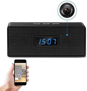 GooSpy 1080P HD Hidden Camera Bluetooth Music Speaker