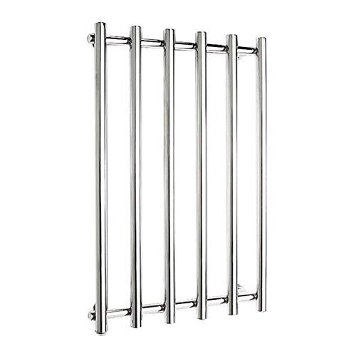 Wandmontage, warm, handdoekwarmer, wasdroger straight, elektrisch, verwarmbaar, voor badkamer, spiegel, 88 W, Pools, hardwired