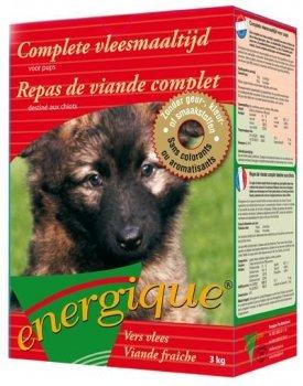 Hundefutter Welpenfutter Energique 2 Frostfutter 12 kg 5,00/kg