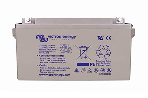 Victron Energy Batterie de cycle profond à gel 12V 90Ah - BAT412800104