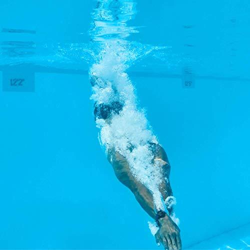 Garmin Swim 2 GPS-Schwimmuhr mit Herzfrequenzmessung unter Wasser und speziellen Schwimmfunktionen, Schwimmbad-/Freiwasser-Modus, GLONASS, GALILEO, Sport-Apps, 7 Tage Akkulaufzeit, Grau - 6