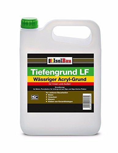 Isolbau Tiefengrund LF 10 L Absolute Profiware Tiefgrund Grundierung