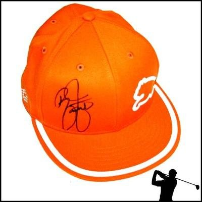 Find Bargain Rickie Fowler Signed PUMA Golf Hat - Oklahoma State University - JSA Certified - Autogr...