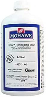 Mohawk Ultra Penetrating Stain Jet Black Pt