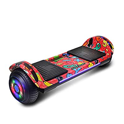 cho Hoverboard Hover Board Electric Scooter Two-Wheel Smart Self Balancing Speaker (Image 3)
