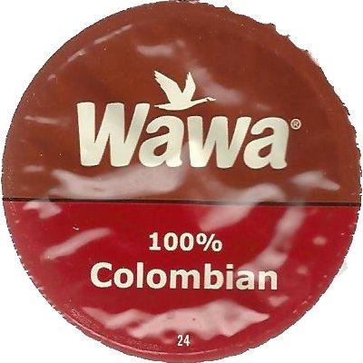 Wawa Single Cup Coffee K-Cups for Keurig Brewers - 12 Count (Columbian)