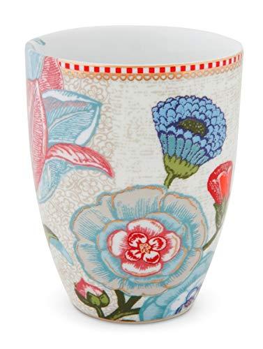 PiP Studio Drinking Mug Spring to Life Off White