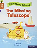 Oxford Reading Tree Word Sparks: Level 8: The Missing Telescope