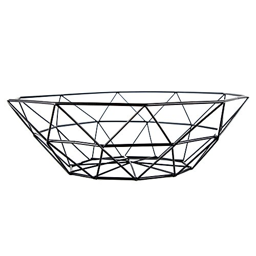 The living room fruit dish creative fruit bowl basket of fashion luxury...
