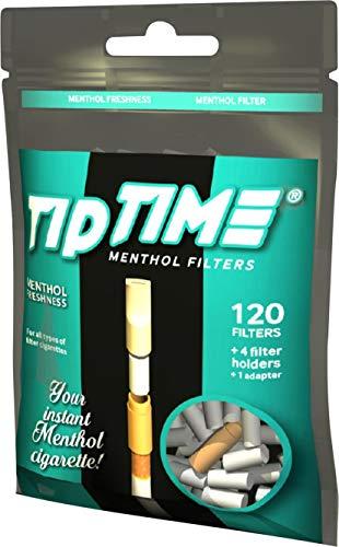 LK Trend & Style TipTime Mentholfilter - für frischen Mentholgeschmack (120)