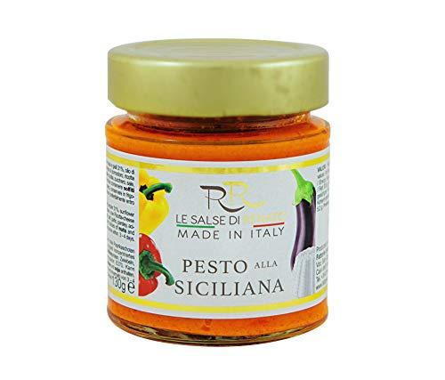 Le Salse di Renato verschiedene Sorten (130g) Pesto alla Siciliana 130g