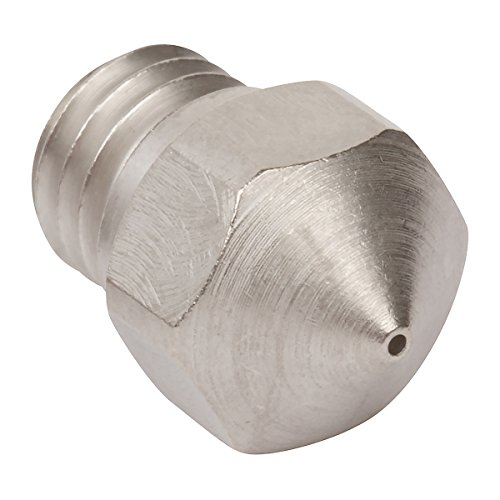 High lubri City Wear Resistant Nozzle Upgrade MK100.4mm (For Flash Forge, Wanhao D4and i3, Dremel)