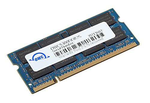 OWC PC5300 DDR2 667MHz SO-DIMM 200 Pin RAM 4.0GB (1 x 4.0GB)