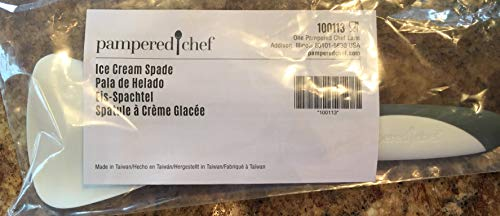 JUST RELEASED - NEW OUT - PAMPERED CHEF ICE CREAM SPADE #100113