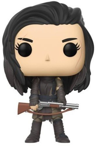 Funko Pop! Movies: Mad Max Fury Road Valkyrie Collectible Figure,Multi-colored,3.75 inches
