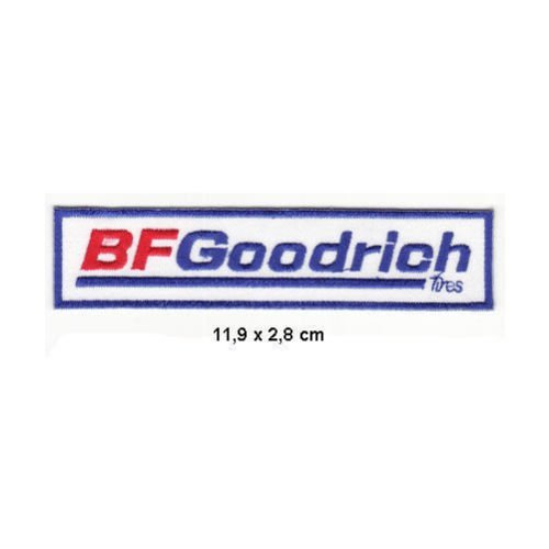 LipaLipaNa BF Goodrich Reifen LKW Motorrad Motorrad 4x4 Jeep Moto GP Formel 1 F1 Racing Race Jacke T-Shirt Polo Patch Zum Aufbügeln aufgestickter Applikationen Souvenir Zubehör