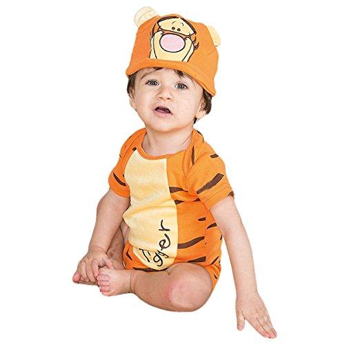 Costume bébé - Tigrou - Taille 3-6 mois