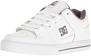DC Shoes Men's Pure Shoes White / Battleship / Whi 11