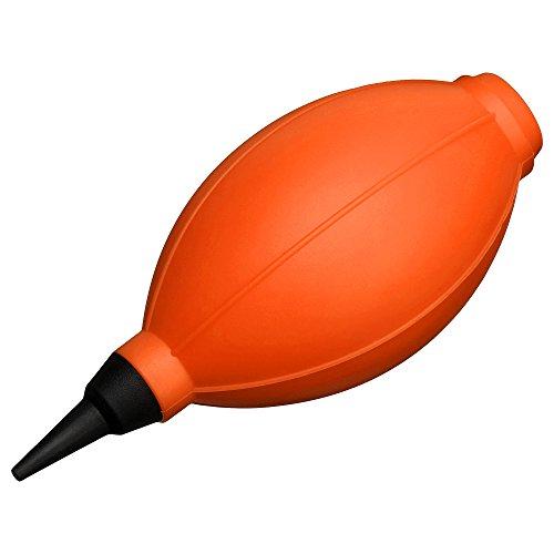 HAKUBA メンテナンス用品 シリコンブロアー ソフトショートノズル オレンジ KMC-80OR