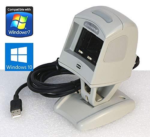 MAGELLAN 1100i MG113041-002-412B - Escáner (USB, 1D, 2D), color gris