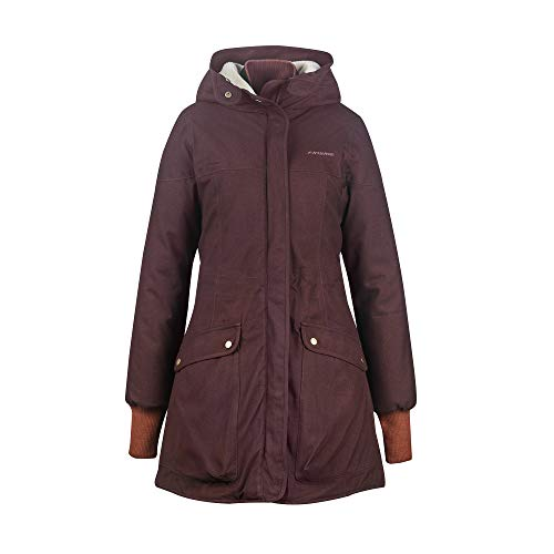 Finside Oona Soft Damen Winter Parka