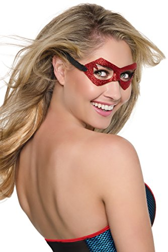 Supergirl Adult Costume Mask